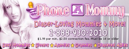 Adult baby Phone and forum community for AB/DL's and ageplay lovers