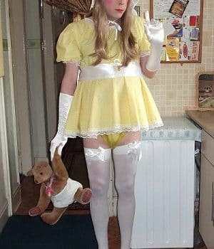 adult baby, adult baby sissy, sissified