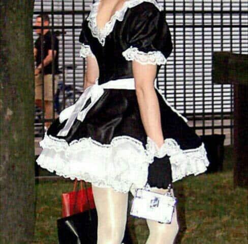 Diaper Discipline Petticoated Ruffled Panties